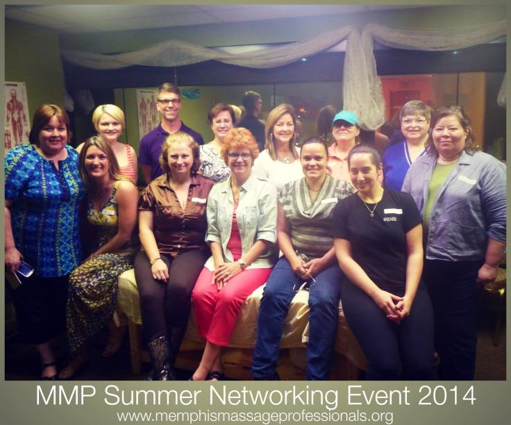 MMP Summer Networking 2014