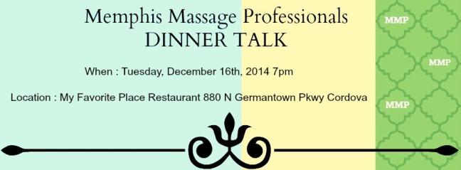 massage talk