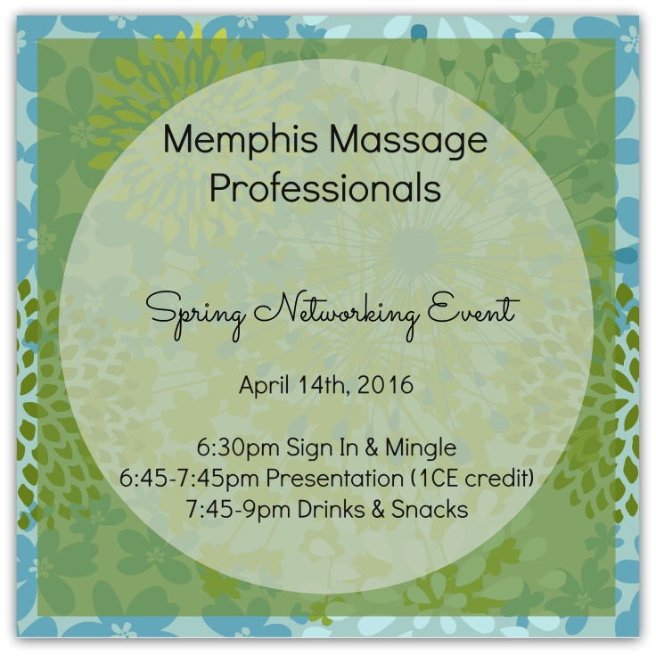MMP Spring Networking Event