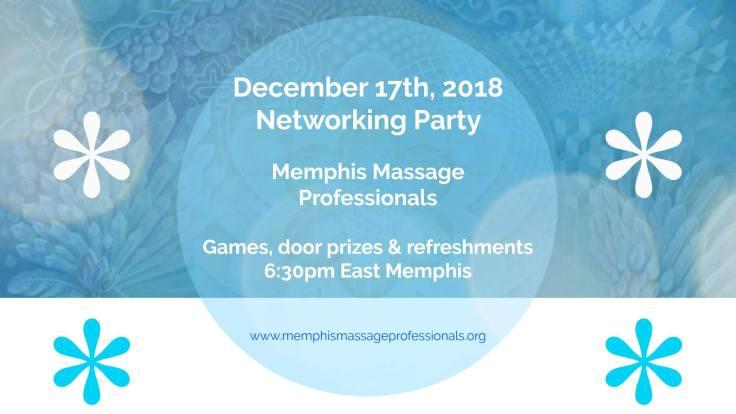 Memphis Massage Professionals Networking Event