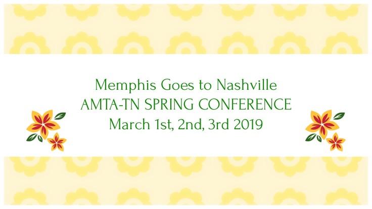AMTA Spring MMP 2019